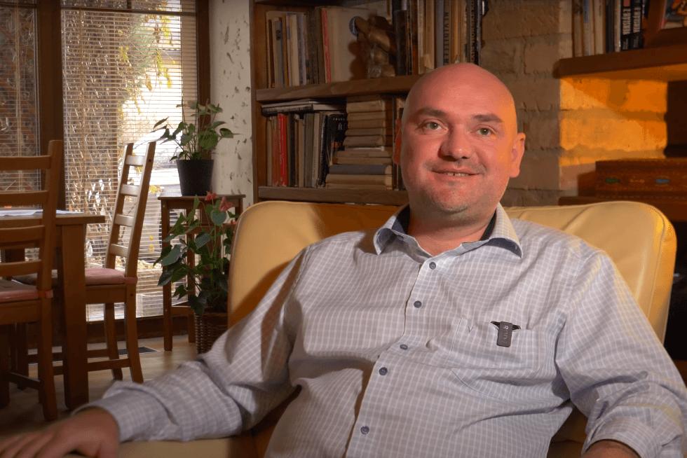 Rámy domů mají prakticky neomezenou životnost, říká jednatel firmy Ing. Petr Křivský
